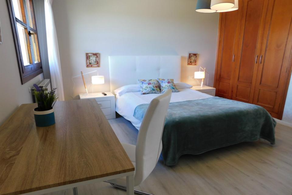 alojamiento rural encanto pais vasco